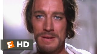 The Greatest Story Ever Told (1965) - John Baptizes Jesus Scene (2/11) | Movieclips