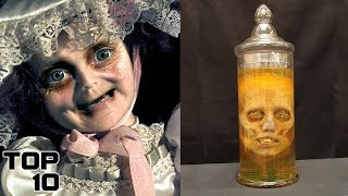 Top 10 Terrifying Items Sold At Auction
