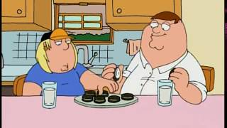 """Family Guy - """"I've Been Trying To Teach Chris How To Be A Man"""""""