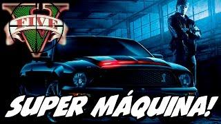 GTA V – K.I.T.T. Super Máquina MOD FODA DEMAIS MESMO