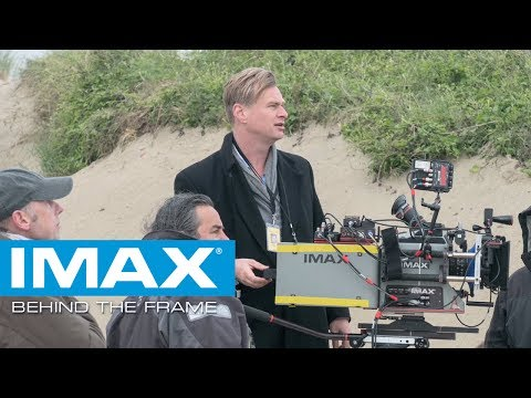 Dunkirk IMAX® Behind the Frame