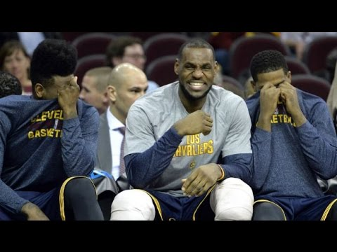 NBA Bloopers and Funny Plays of 2014-15 Season ᴴᴰ