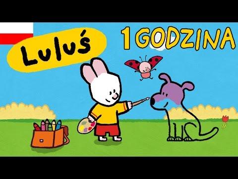 1 godzina Luluś kompilacja 1 HD Kreskówki dla dzieci