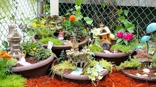 How to make a DIY Fairy Garden