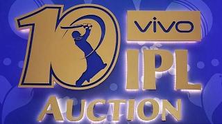 IPL 2017 Auction || IPL Auction 2017 Feeds