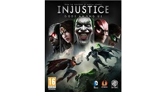 Injustice : Batman VS Superman  le film entier