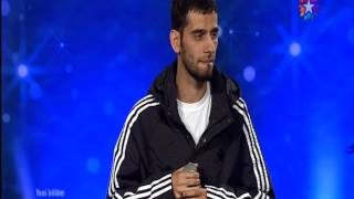 KEKEME RAPÇİ 'Ayhan Öztürk'  -Stammering RAPPER-