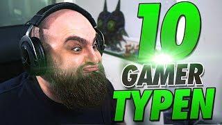 10 GAMER ARTEN !