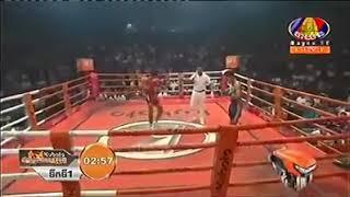 Bun Sothea vs Wangngin (Lao) Bayon Khmer boxing 16/11/2018