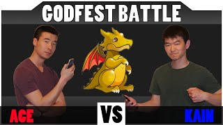 Puzzle and Dragons: Godfest Battle #1