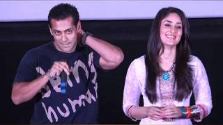 FIRST LOOK Launch - Bodyguard - Salman Khan & Kareena Kapoor