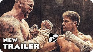 Kickboxer: Retaliation Trailer (2018) Jean Claude Van Damme, Mike Tyson Action Movie