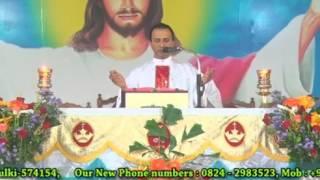 Holy Eucharist : Rev.Fr.Anil KIran Fernandes,SVD