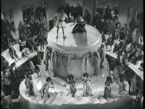 Roman Slave Auction from Kaleidoscope Eyes Songs for Busby Berkeley