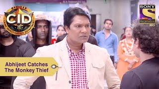 Your Favorite Character | Abhijeet Catches The Monkey Thief | CID