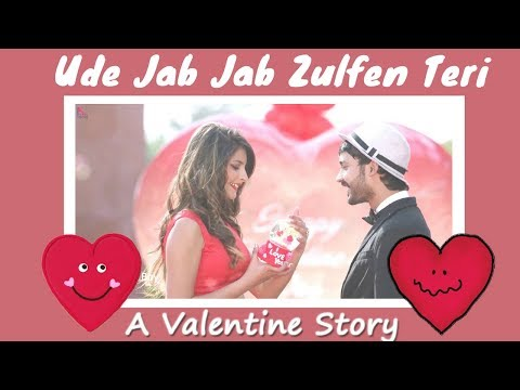 Xxx Mp4 Ude Jab Jab Zulfen Teri A Valentine39s Story 2018 Romantic Songs Lazy Boy 3gp Sex