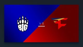 CS:GO - BIG vs. FaZe [Overpass] Map 1 - EU Day 3 - ESL Pro League Season 6