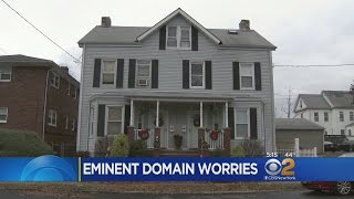 Concerns Over Eminent Domain In Rahway