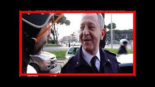 [T-LEX News] La Spezia, troupe Iene fermata all'Arsenale/ Luigi Pelazza, Marina sequestra servizi...