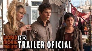 Maze Runner: Prova de Fogo Trailer Oficial Dublado (2015) - Dylan O'Brien HD