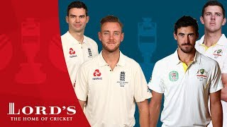 James Anderson/Stuart Broad vs Mitchell Starc/Josh Hazlewood | Ashes Who's The Greatest
