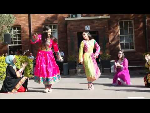 Afghan Girls Dance
