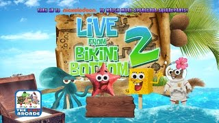 SpongeBob SquarePants: Live From Bikini Bottom 2 - Good Times Ahead (Nickelodeon Games)