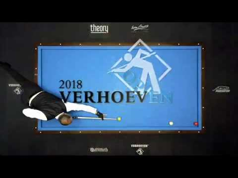 Best Of Shots 3 Cushion Verhoeven 2018