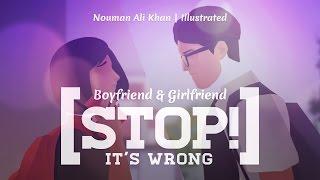 Boyfriend & Girlfriend, Stop! It