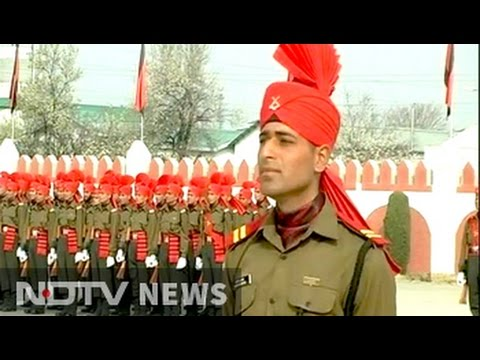 242 recruits from Jammu and Kashmir join army in Srinagar
