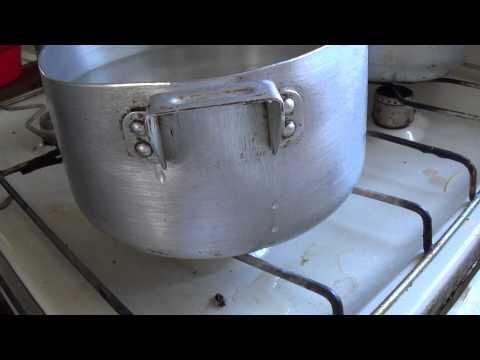 Кастрюля плачет(pan is crying)