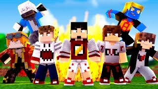 Minecraft: TODOS BATALHANDO - HARDCORE Ep.1 ‹ AMENIC ›