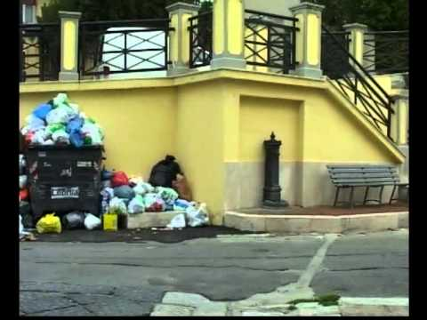 In Calabria è emergenza rifiuti