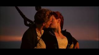 Titanic Movie Hot and Romantic scene