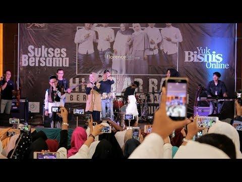 Nissa Sabyan kaget, Syekh Rasyid Nyelonong Duet Bareng - NISSA SABYAN di Pekanbaru