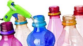 Diy Bottle Lamp - Ecobrisa DIY