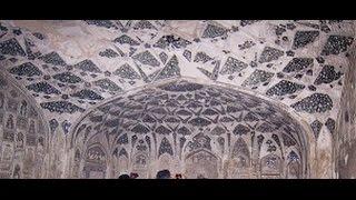 Shish Mahal (Mirror Palace) Agra fort secret hidden place