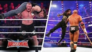 WWE WrestleMania 32 highlights