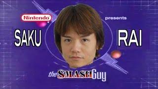 Sakurai The Smash Guy