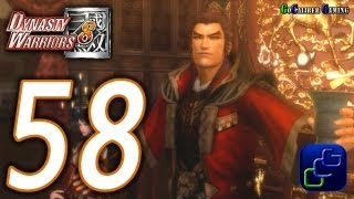 Dynasty Warriors 8 Walkthrough - Part 58 - WU Story: Final Hypothetical Stage and ENDING
