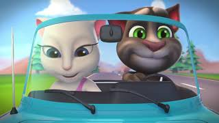 Talking Tom Shorts 20 - Hit the Road