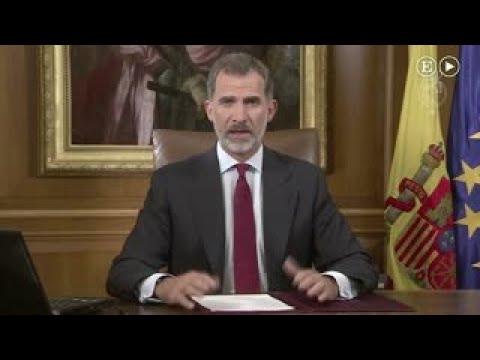 Mensaje del Rey sobre Cataluña | España