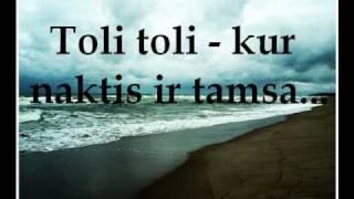 TNN - Toli toli, visa istorija (lyrics)