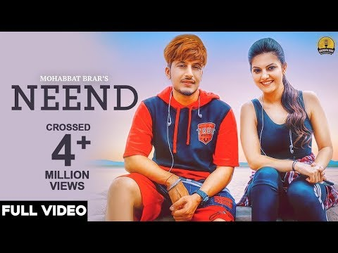 Xxx Mp4 Neend Full Video Mohabbat Brar New Punjabi Song 2018 Latest Punjabi Songs 2018 3gp Sex