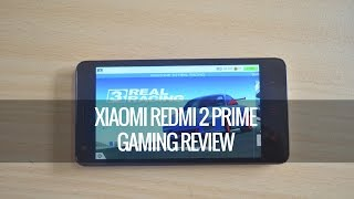 Xiaomi Redmi 2 Prime Gaming Review (with Heating)