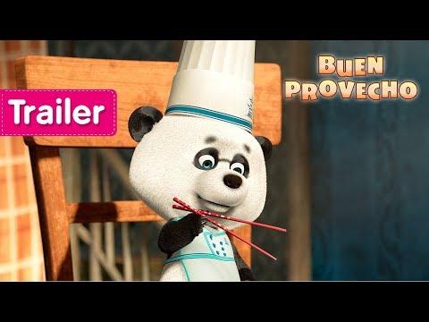 Xxx Mp4 Masha Y El Oso Buen Provecho 🐼 Trailer 3gp Sex