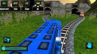 TRAIN RACING GAMES 3D | Android Gameplay #Train Games To Play #Racing Games Download #Games For Kids