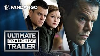 Jason Bourne Ultimate Franchise Trailer (2016)