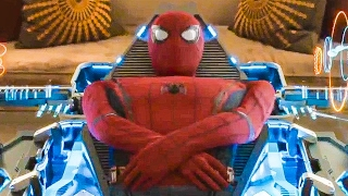 """SPIDER-MAN: HOMECOMING """"New Suit"""" Trailer (2017)"""