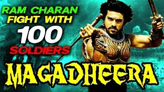S. S. Rajamouli's Best Directed Action Scene From Movie Magadheera